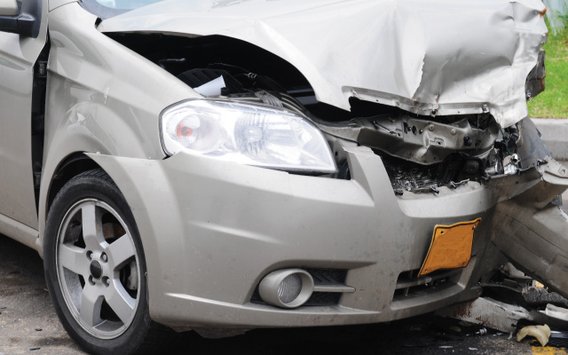 Car accident requiring an injury lawyer in Sauble Beach